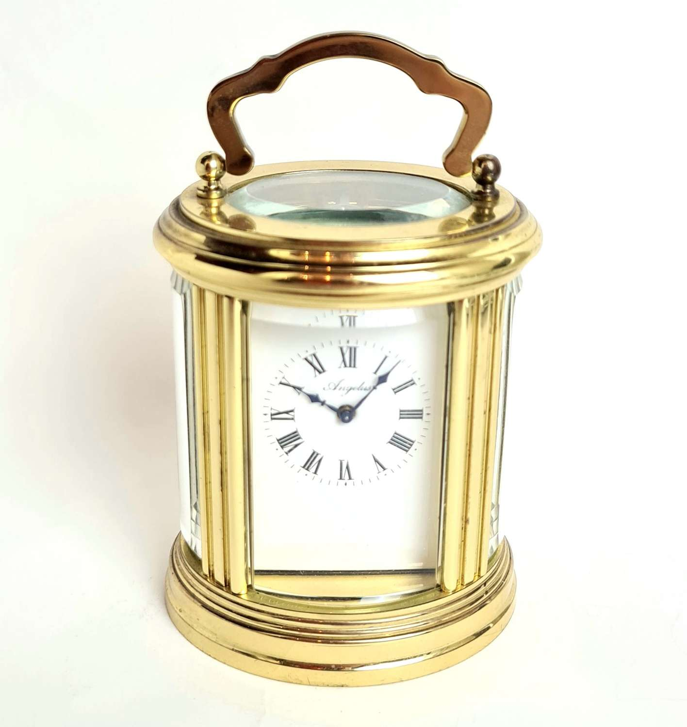 Oval Carriage Clock