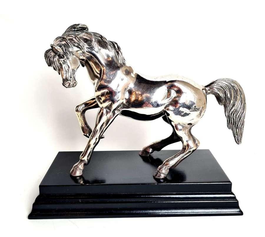 Italian Silver Horse