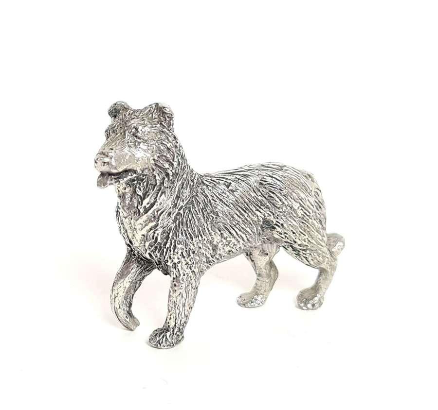 Silver Sheep Dog
