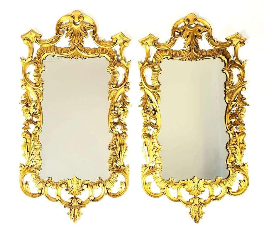 A Pair of Good Wall Mirrors